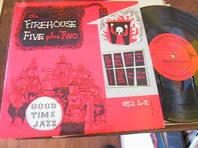 FIREHOUSE FIVE PLUS TWO - VOL 2 - GOOD TIME JAZZ