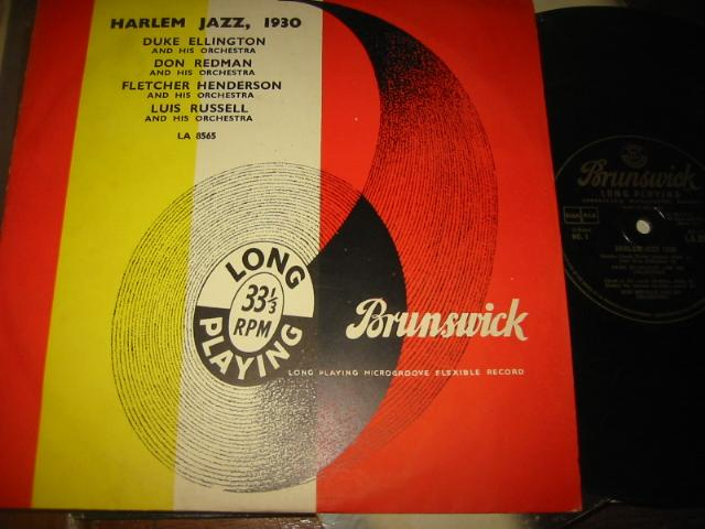 VARIOUS ARTISTS - HARLEM JAZZ 1930 - BRUNSWICK