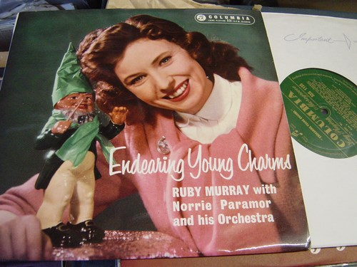Ruby Murray - Endearing young charms - Columbia 33S1135