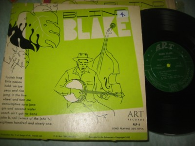 BLIND BLAKE - CALYPSO - ART RECORDS VOL 4 { 263