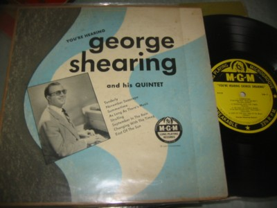 GEORGE SHEARING - YOURE HEARING - MGM { 255