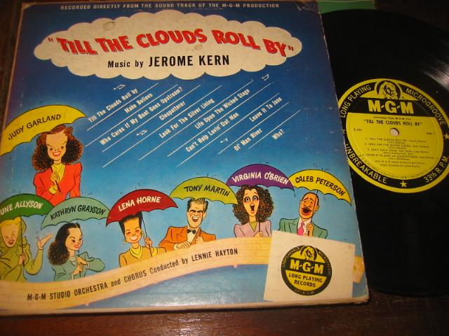 JEROME KERN - TILL CLOUDS ROLL BY - MGM