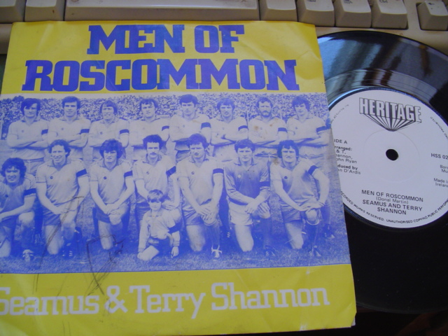 SEAMUS & TERRY SHANNON - MEN OF ROSCOMMON - HERITAGE