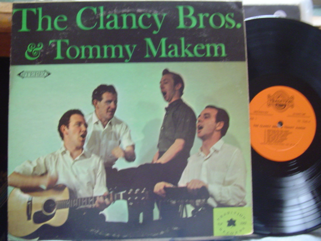 CLANCY BROTHERS & MAKEM - SELF TITLE - TRADITION 1042