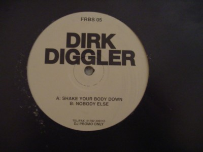 Dirk Diggler - Shake Your Body Down { 313