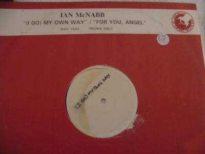 Ian McNabb - (I Go) My Own Way { 312