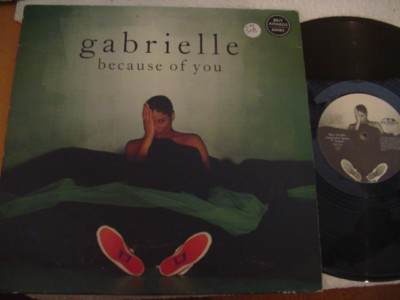 Gabrielle - Because Of You { 308