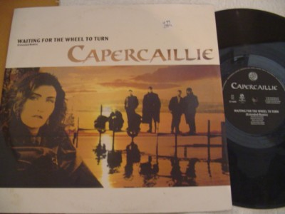 CAPERCALLIE - WAITING FOR WHEEL TO TURN { K 284