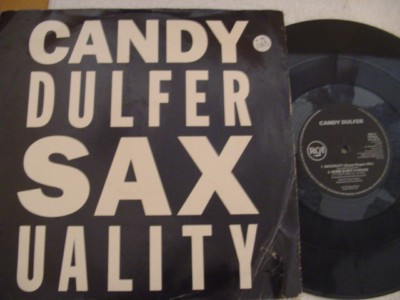 CANDY DULFER - SAXUALITY - RCA { K 283
