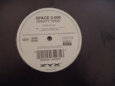 Space 2-000 - Mighty Wind 259