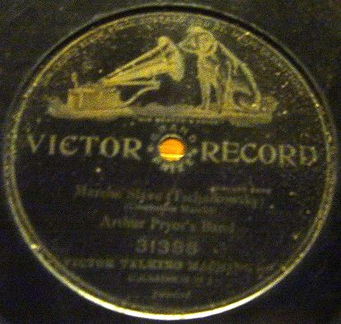 Arthur Pryor - Marche Slave - Victor 31388 USA / 1 Sided Disc