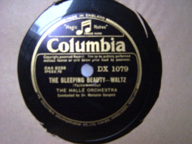 Halle Orchestra - Prince Igor - Howard - Columbia DX.1079