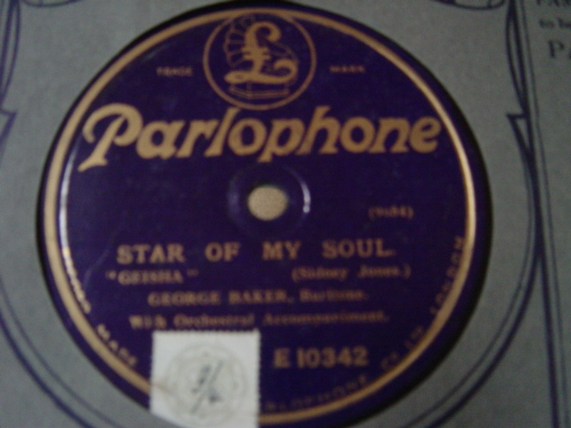 George Baker - Queen of my Heart - Parlophone E.10432