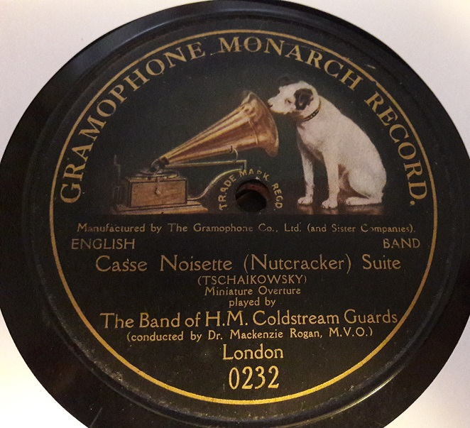 Band Of Coldstream Guards - Casse Noisette - Gramophone Monarch