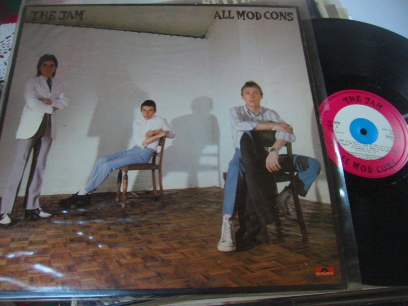 THE JAM - ALL MOD CONS - POLYDOR 1978