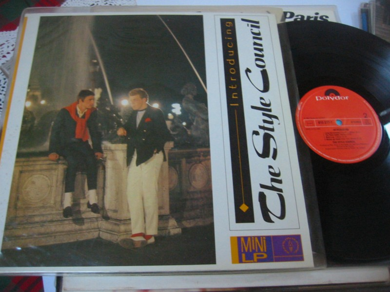 THE STYLE COUNCIL - INTRODUCING - 1983 POLYDOR