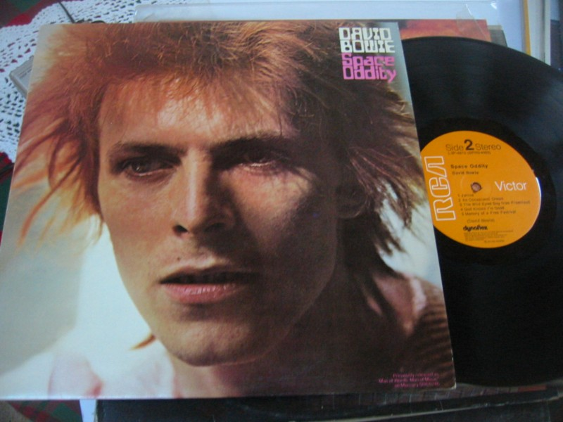 DAVID BOWIE - SPACE ODDITY - RCA