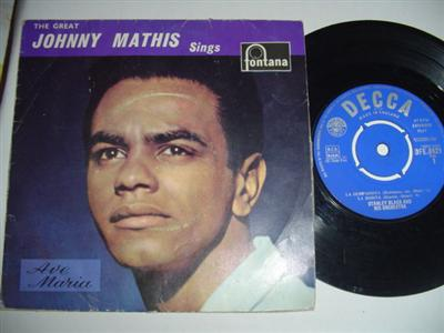 JOHNNY MATHIS - AVE MARIA - FONATNA { 1801
