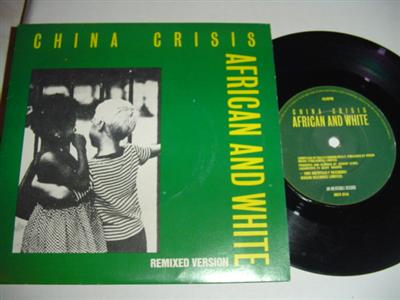 CHINA CRISIS - AFRICA & WHITE - PS INEVITABLE { 1806