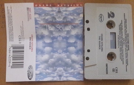 Osamu Kitajima ‎– The Source CBS BMT 42239 Cassette