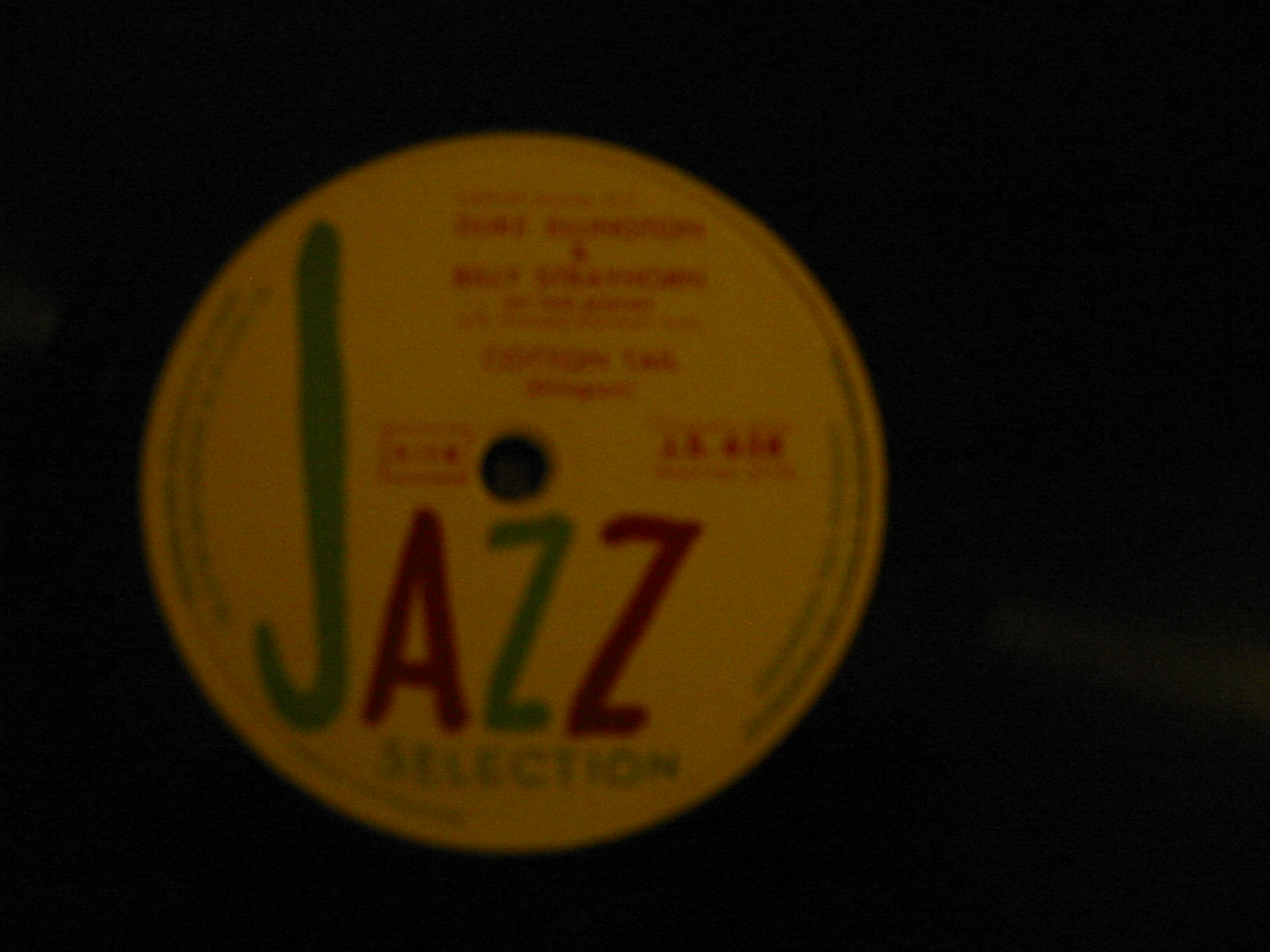 DUKE ELLINGTON & BILLY STRAYHORN - MERCER RECORDS RARE
