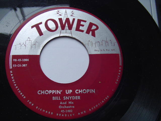 Bill Snyder - CHOPPIN UP CHOPIN - TOWER