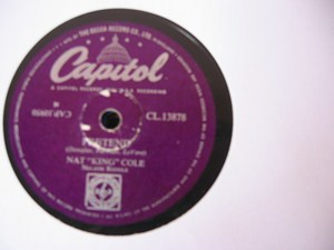 Nat King Cole - Funny - Capitol UK