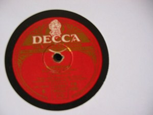 Sam Browne - Pals of lonesome Trail - Decca UK