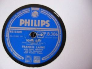 Frankie Laine - Some Day - Philips UK