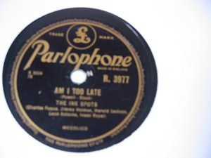 Ink Spots - Melody of Love - Parlophone UK
