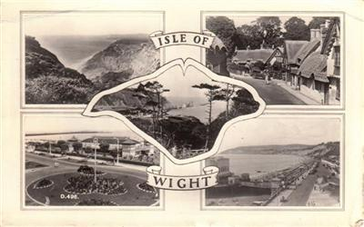 Isle of Wight - Real Photo