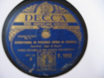 Spike Hughes - Sure as youre Born - Decca UK
