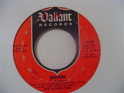 THE ASSOCIATION - CHERISH - VALIANT { 2206