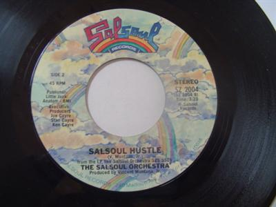 SALSOUL ORCHESTRA - TANGERINE - SALSOUL { 2238