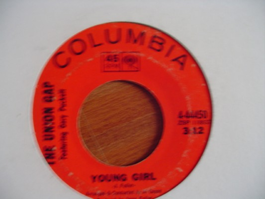 GARY PUCKETT UNION GAP - COLUMBIA 44450