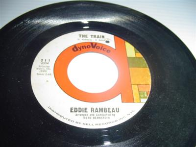 EDDIE RAMBEAU - THE TRAIN - DYNO VOICE { 2041