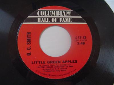 O.C. SMITH - LITTLE GREEN APPLES - COLUMBIA { 2003
