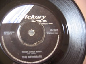 The Newbeats - Bread & Butter - Hickory UK 1964