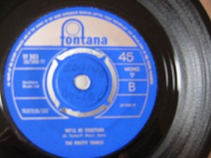 The Pretty Things - Dont bring me down - Fontana UK 1964