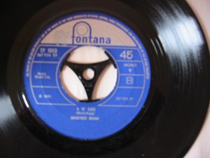 Manfred Mann - Ragamuffin Man - Fontana UK 1969