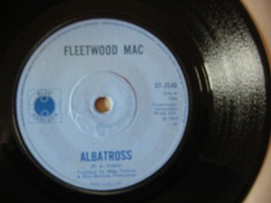 Fleetwood Mac - Albatross - Blue Horizon UK 1968
