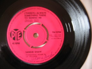 Sandie Shaw - Always something there to reminde - Pye UK 1964