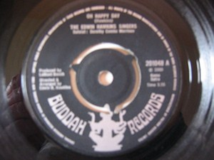 Edwin Hawkins - Oh happy Day - Buddah UK 1969