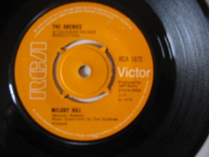 The Archies - Sugar Sugar - RCA UK 1969