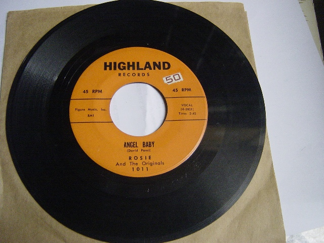 Rosie & Originals - Angel Baby - Highland 1011 Excellent