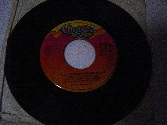 Clydie King & Brown Sugar - Dance to the Music - Chelsea 0239