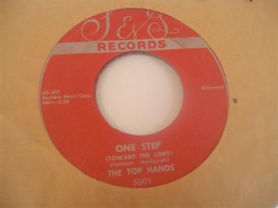 THE TOP HANDS - S & J RECORDS 5001 { 1981