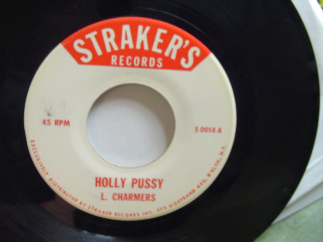 LLOYD CHARMERS - HOLY PUSSY - STRAKERS { 2331