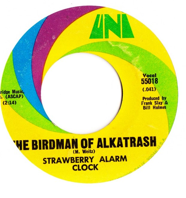 Strawberry Alarm Clock - Birdman of Alkatrash - UNI 55018