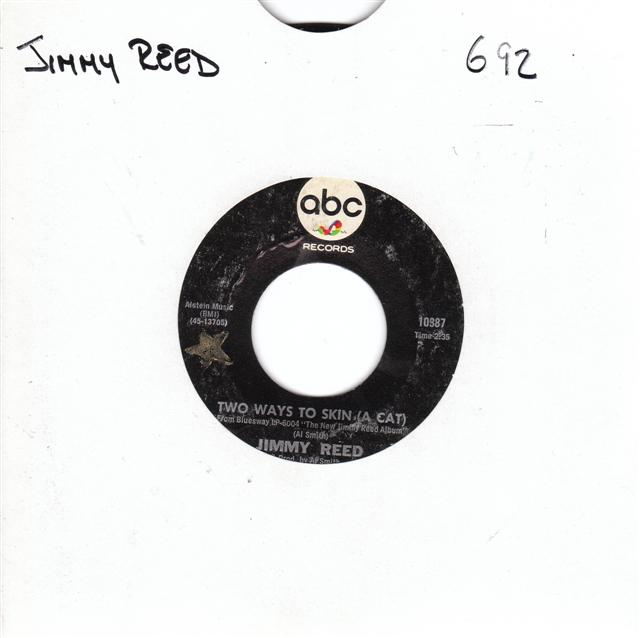 JIMMY REED - SKIN A CAT - ABC 10887 { 692